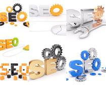 SEO网络优化摄影高清图片