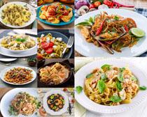 海鲜粉条食物摄影高清图片