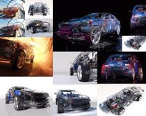 汽车展示拍摄高清图片