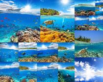 海洋自然风景拍摄高清图片