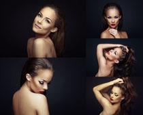 欧美美容肌肤女子摄影高清图片