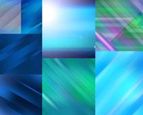 蓝色背景图案拍摄高清图片
