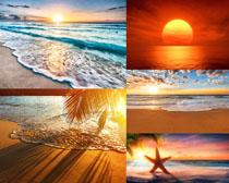 日出海边风景摄影高清图片