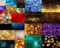 星光背景图案摄影高清图片