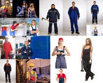 国外职业工作人员摄影高清图片