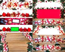 圣诞包装礼物拍摄高清图片