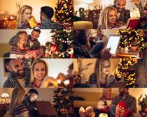 圣诞情侣爱情人物摄影高清图片