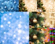 圣诞节日背景装饰摄影高清图片