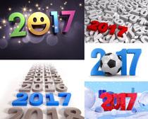 2017新年数字拍摄高清图片