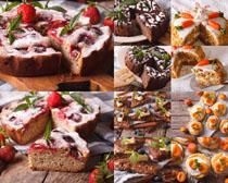 国外蛋糕甜品摄影高清图片