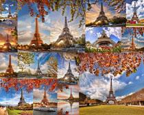 国外建筑塔风景摄影高清图片