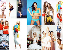 欧洲美女拍摄高清图片