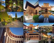 传统建筑房屋摄影高清图片