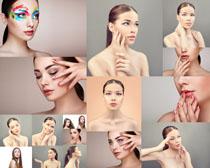 美女肌肤写真拍摄高清图片