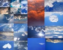 自然天空云朵摄影高清图片