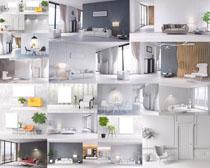 室内简约风格摄影高清图片