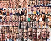 人物表情摄影高清图片