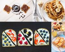 甜品蛋糕饼摄影高清图片