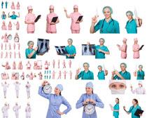 美女医生人物摄影高清图片