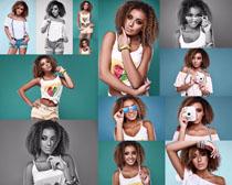 非洲写真美女拍摄高清图片