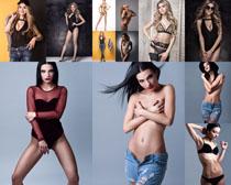 性感内衣模特写真摄影高清图片