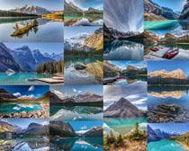 山水风景图摄影高清图片
