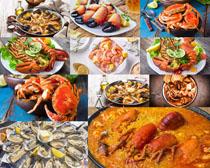 美食海鲜摄影高清图片