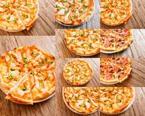 披萨食物拍摄高清图片