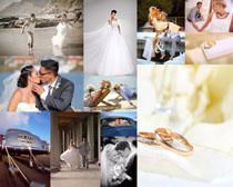 甜蜜夫妻摄影高清图片