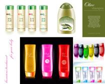 洗发护理产品摄影高清图片