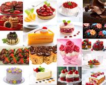 蛋糕奶油甜品食物摄影高清图片