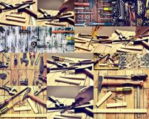 锤子螺丝刀工具摄影高清图片