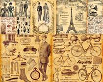 歐美風繪畫攝影高清圖片