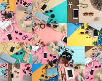 女性生活用品摄影高清图片