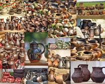 陶瓷藝術品攝影高清圖片