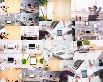 笔记本商务办公摄影高清图片