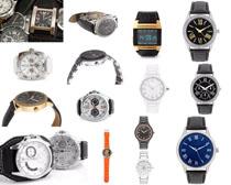 品质手表摄影高清图片