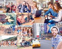 欧美生活年轻人物摄影高清图片