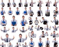 职业商务男士摄影高清图片