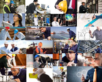 工程职业人物摄影高清图片