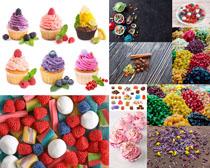 蛋糕食物色彩摄影高清图片