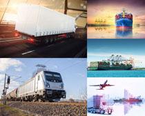运输交通工具摄影高清图片