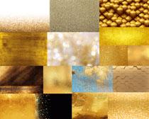 金色底纹背景拍摄高清图片