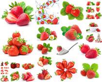 高清草莓食物摄影图片