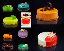 样式蛋糕摄影高清图片