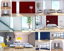 室内家居风格摄影高清图片
