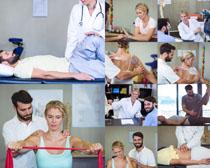 理疗欧美人物摄影高清图片