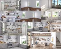 室内家居设计风格摄影高清图片