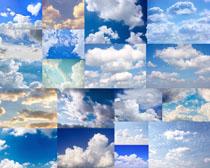 美丽的天空白云摄影高清图片