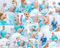 国外牙科医生摄影高清图片